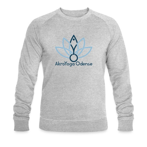 AYO's Logo - Økologisk Stanley & Stella sweatshirt til herrer