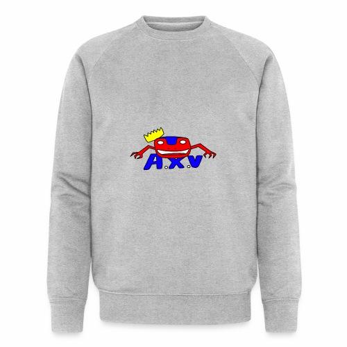 Frog world - Sweat-shirt bio Stanley & Stella Homme