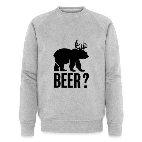 Beer - Sweat-shirt bio Stanley & Stella Homme