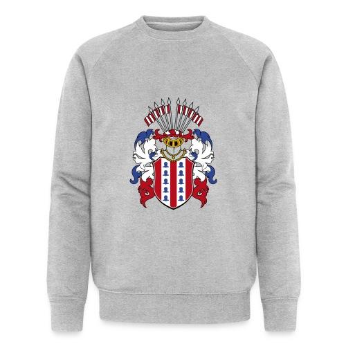 wappen amelunxen historisch - Männer Bio-Sweatshirt von Stanley & Stella