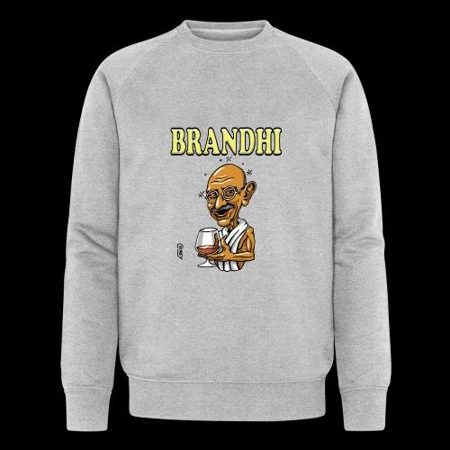 Brandhi - Men's Organic Sweatshirt by Stanley & Stella
