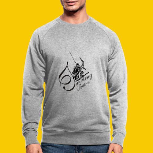 twirling b 2 - Sweat-shirt bio