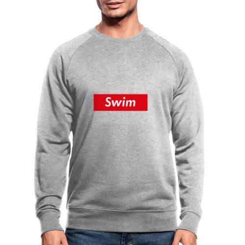 Swim - Felpa ecologica da uomo