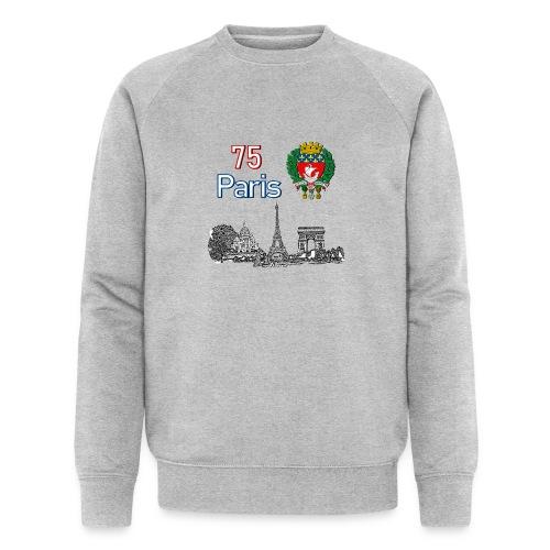 Paris france - Sweat-shirt bio