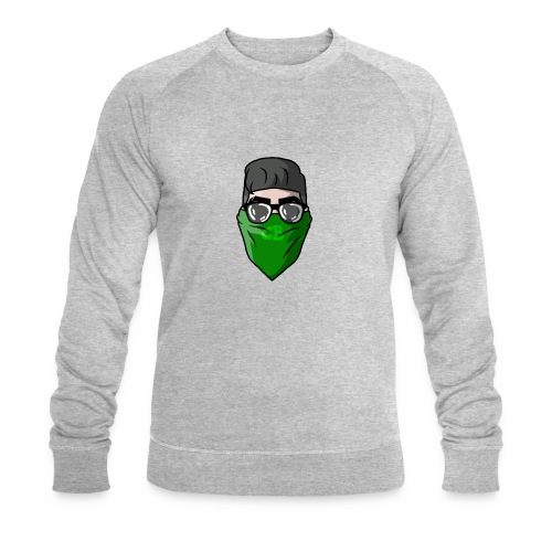 GBz bandana logo - Men's Organic Sweatshirt