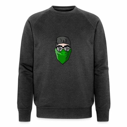 GBz bandana logo - Men's Organic Sweatshirt by Stanley & Stella
