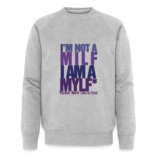 MYLF - Økologisk sweatshirt for menn fra Stanley & Stella