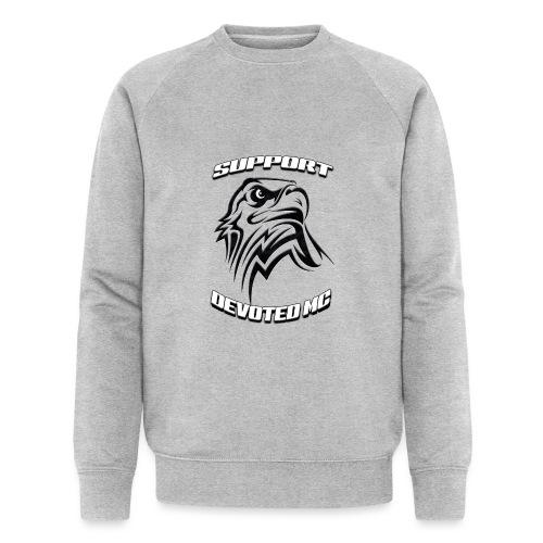 SUPPORT DEVOTEDMC E - Økologisk sweatshirt for menn