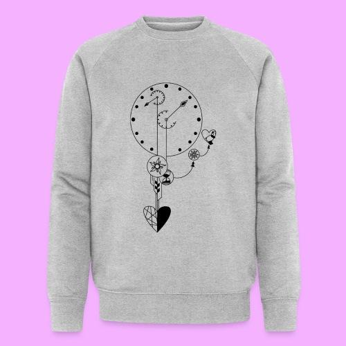 L'amour - Sweat-shirt bio Stanley & Stella Homme