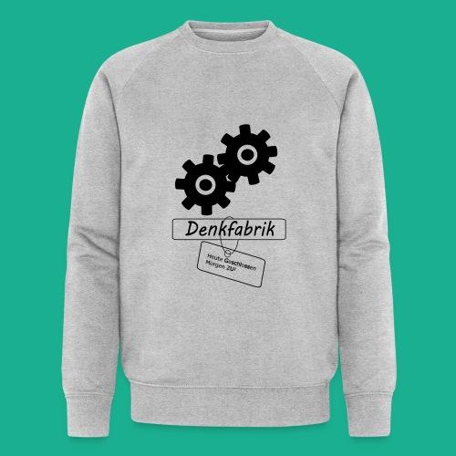 Denkfabrik - Männer Bio-Sweatshirt von Stanley & Stella