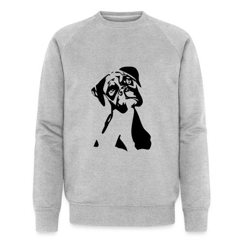 Boxer - Männer Bio-Sweatshirt von Stanley & Stella