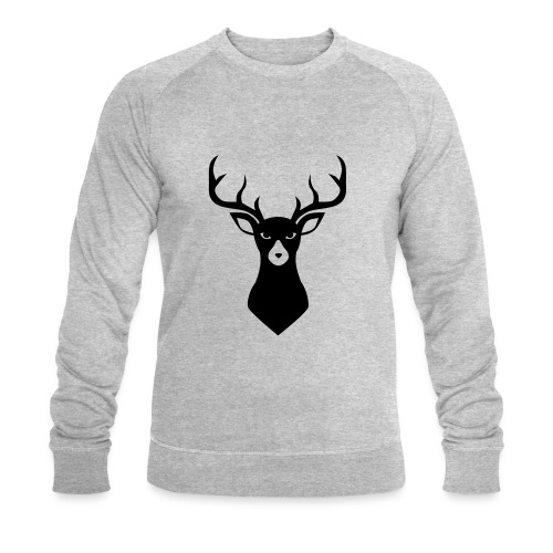 Caribou 9 - Sweat-shirt bio Stanley & Stella Homme