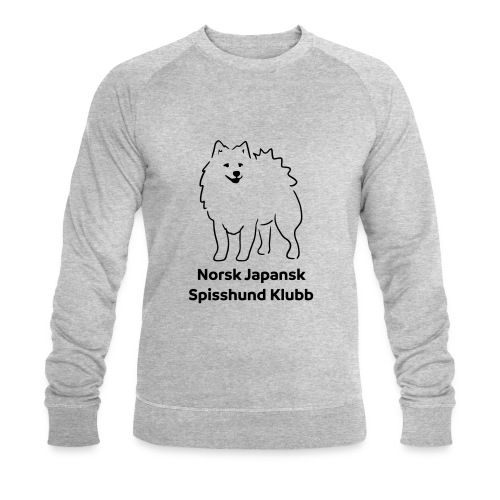 NJSK - Men's Organic Sweatshirt by Stanley & Stella