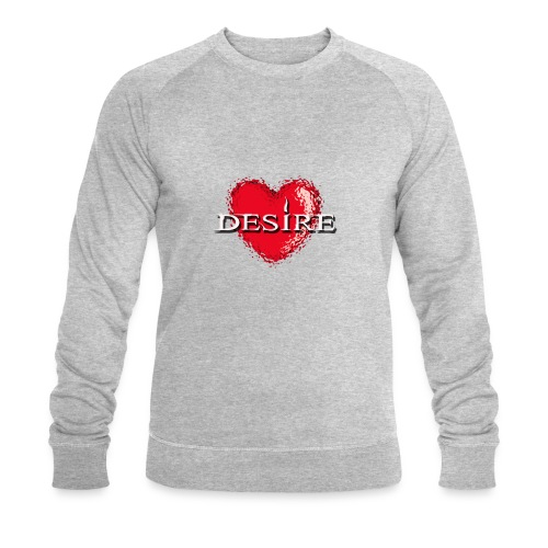 Desire Nightclub - Men's Organic Sweatshirt by Stanley & Stella