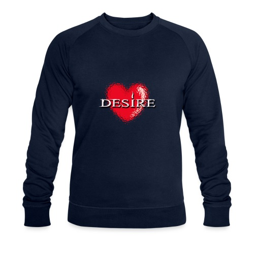 Desire Nightclub - Men's Organic Sweatshirt by Stanley & Stella