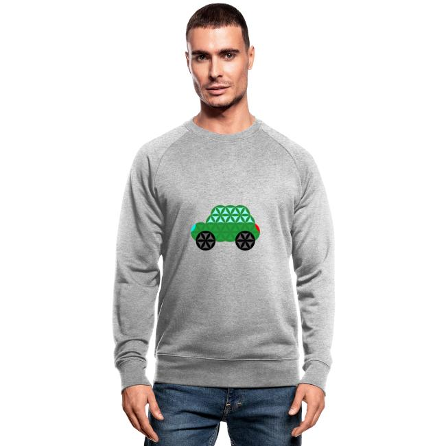The Car Of Life - M02, Sacred Shapes, Green/363