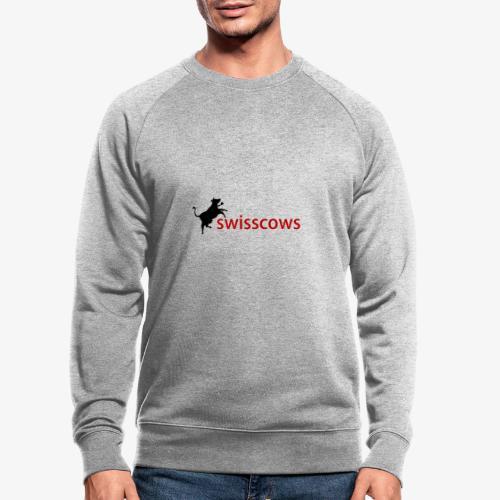 Swisscows - Männer Bio-Sweatshirt