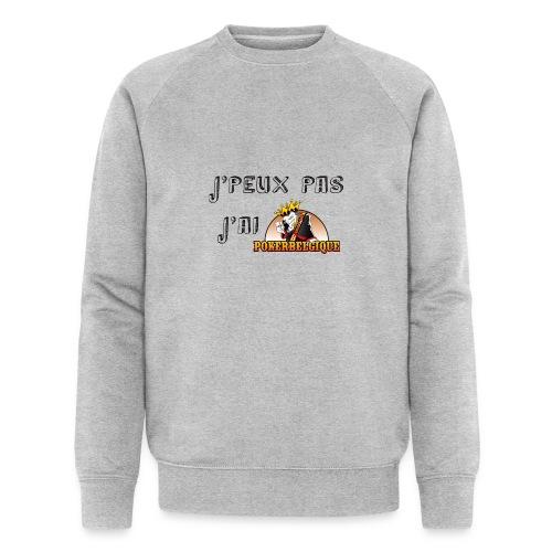 J'peux pas j'ai PB - Sweat-shirt bio Stanley & Stella Homme