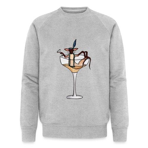 Champagne - Ekologisk sweatshirt herr från Stanley & Stella