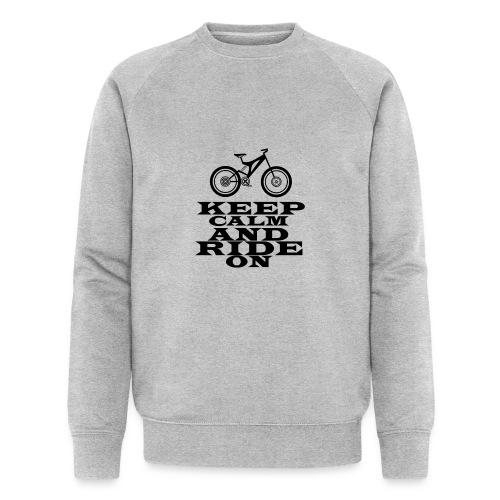 Bike - Männer Bio-Sweatshirt von Stanley & Stella