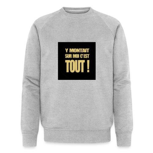 badgemontaitsurmoi - Sweat-shirt bio
