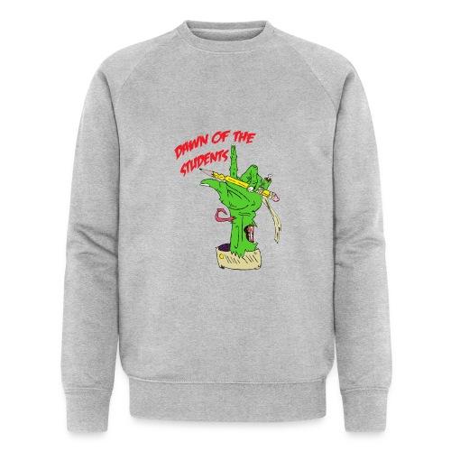 DawnOfTheStudents - Männer Bio-Sweatshirt