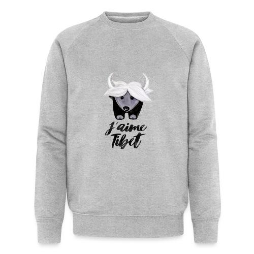 Jaime Tibet Yak - Männer Bio-Sweatshirt von Stanley & Stella