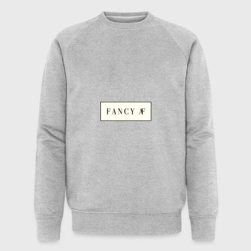 Fancy AF - Mannen bio sweatshirt van Stanley & Stella