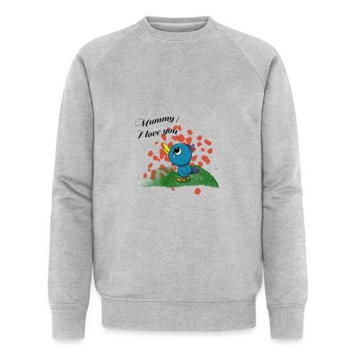 Oisillon I love you - Sweat-shirt bio Stanley & Stella Homme