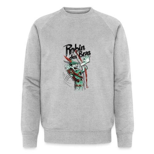 Robin des Bras - Men's Organic Sweatshirt by Stanley & Stella
