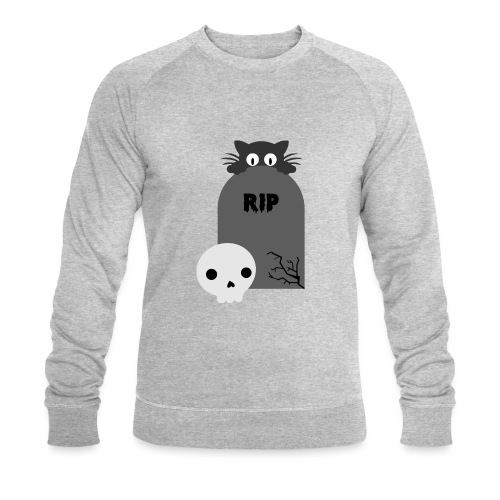 Dark But Cute - Men's Organic Sweatshirt