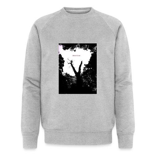 Scarry / Creepy - Men's Organic Sweatshirt by Stanley & Stella