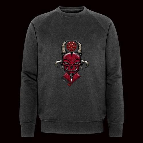 SoWeQDK Logo Kollektion ! - Økologisk Stanley & Stella sweatshirt til herrer