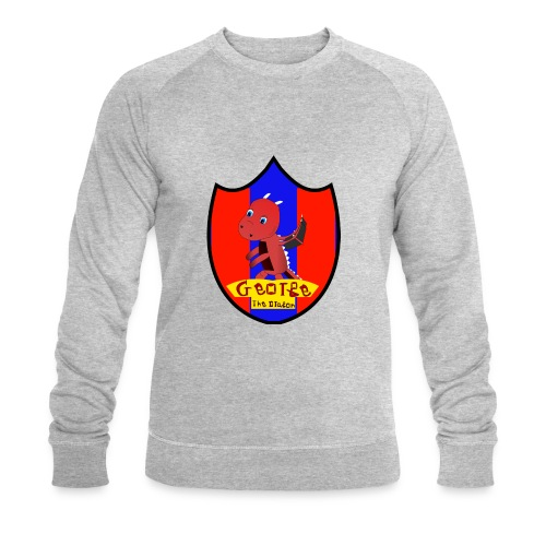 George The Dragon - Men's Organic Sweatshirt by Stanley & Stella