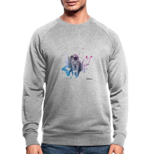 Fortschritt 4 s - Männer Bio-Sweatshirt