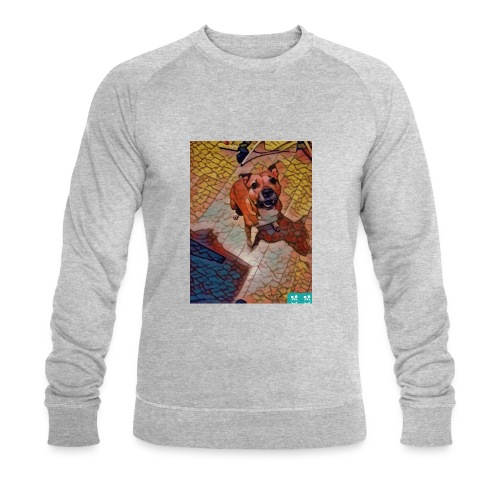 Foxy in kleur - Mannen bio sweatshirt van Stanley & Stella