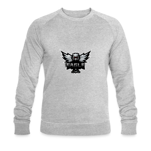 Eagle merch - Økologisk sweatshirt til herrer