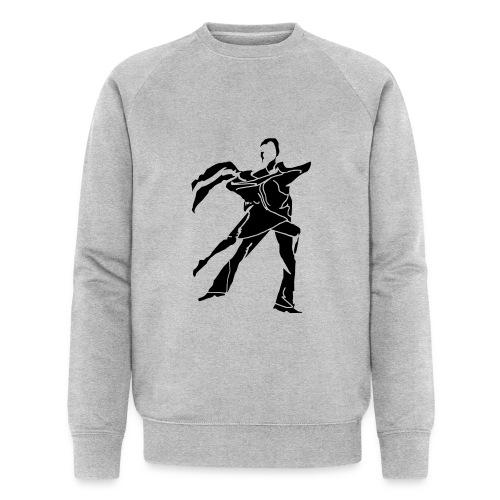 dancesilhouette - Men's Organic Sweatshirt by Stanley & Stella