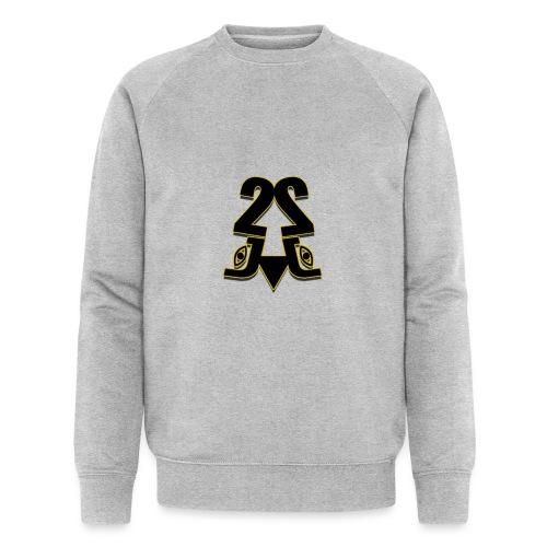 2J logo - Økologisk Stanley & Stella sweatshirt til herrer