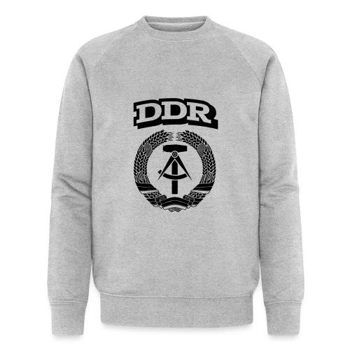 DDR T-paita - Miesten luomucollegepaita