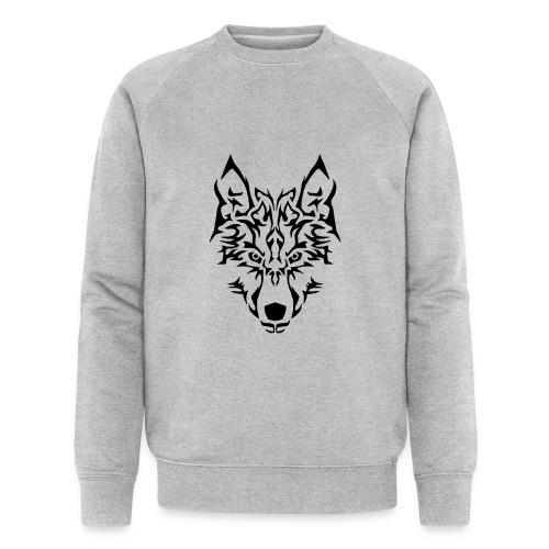 Tribal Wolf - Sweat-shirt bio Stanley & Stella Homme