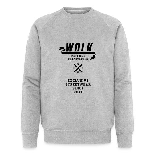varsityx04 - Mannen bio sweatshirt van Stanley & Stella
