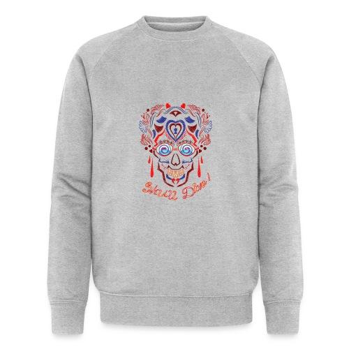 Skull Tattoo Art - Men's Organic Sweatshirt by Stanley & Stella