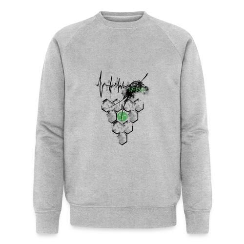 Raijin Hero-Heartbeat - Männer Bio-Sweatshirt von Stanley & Stella