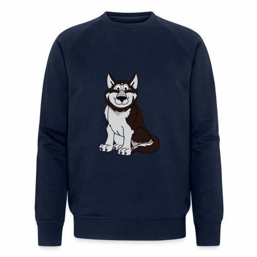 Husky - Männer Bio-Sweatshirt von Stanley & Stella