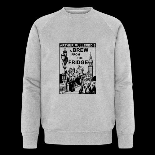 A Brew from the Fridge v2 - Men's Organic Sweatshirt