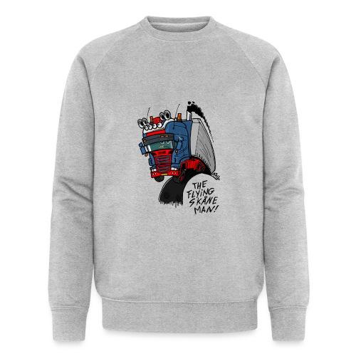 The flying skane man - Mannen bio sweatshirt van Stanley & Stella