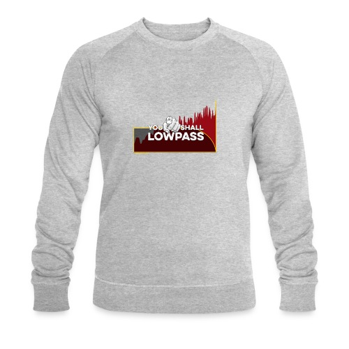 You Shall Low Pass (Red) - Sweat-shirt bio Stanley & Stella Homme