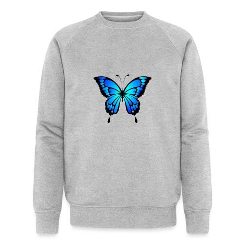Mariposa - Sudadera ecológica hombre
