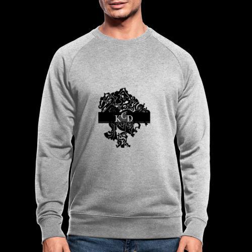 KCD Small Print - Men's Organic Sweatshirt